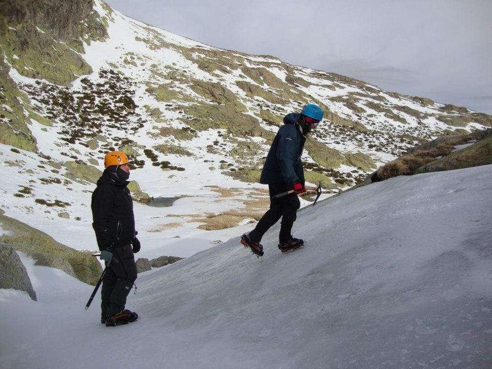 Curso de Alpinismo de 2013