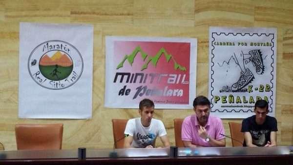 Presentación del K-22 de Peñalara en el Ayuntamiento de La Granja. /FDMESCYL