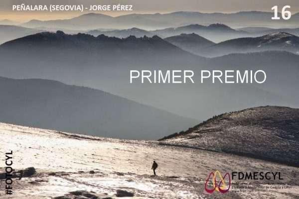 Primer premio del I Concurso de Fotografía #FotoCYL, Castilla y León en imágenes. /FDMESCYL