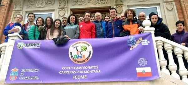Curso de arbitraje para carreras por montaña en Castilla y León. /FDMESCYL