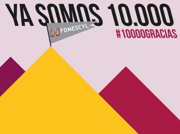 Campaña 10.000 federados en Castilla y León. /FDMESCYL
