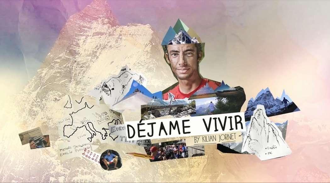 Presentación de Déjame Vivir de Kilian Jornet en las CharrAventura. /FDMESCYL