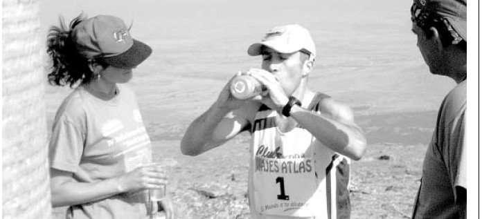 El segoviano Raúl García Castán, en la Media Maratón de Montaña Sierra de Segovia. /FDMESCYL