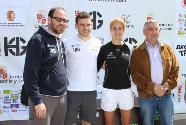 Copa Sport HG de Castilla y León. /FDMESCYL