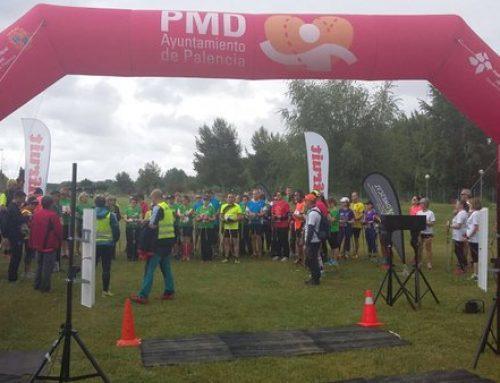 Paso adelante del Nordic Walking en el Campeonato de Castilla y León