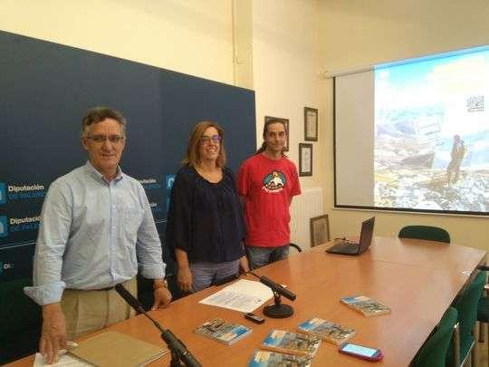 Presentación de la guía en la Diputación de Palencia. /FDMESCYL