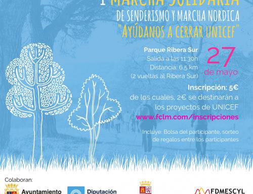 Palencia celebra una marcha solidaria a favor de Unicef