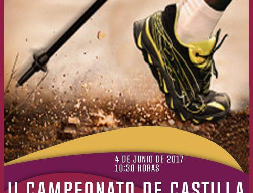Valladolid acoge la cuarta prueba del ranking nacional de marcha nórdica