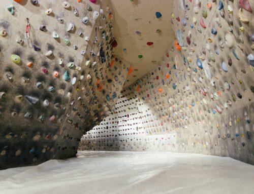 Los Juegos Escolares de escalada regresan este domingo a Las Norias