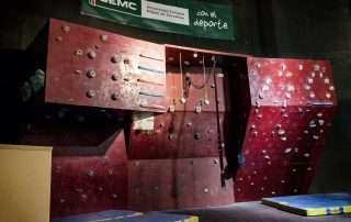 rocodromo escalada