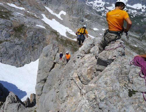 Fdmescyl convoca pruebas de acceso al Equipo de Alpinismo de Castilla y León