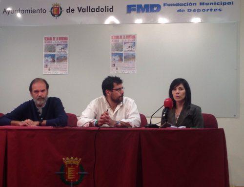 Comienza la Semana de la Montaña en Valladolid