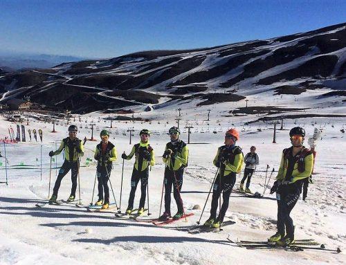 La Selección de 'skimo' de Castilla y León comienza la temporada 2018