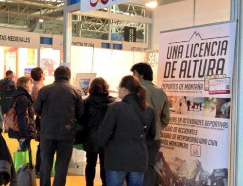 FDMESCYL promocionará los deportes de montaña en la Feria INTUR