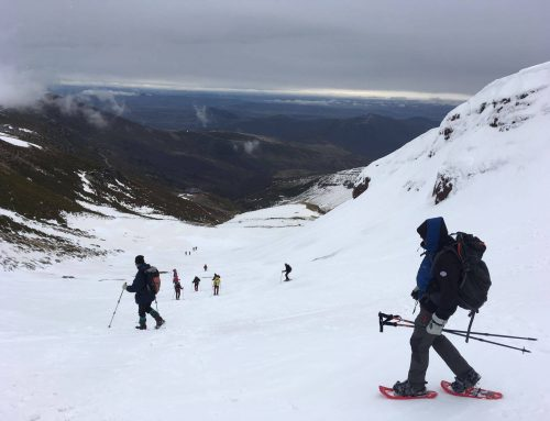 El calendario invernal de skimo de Castilla y León cuenta con tres pruebas en 2018