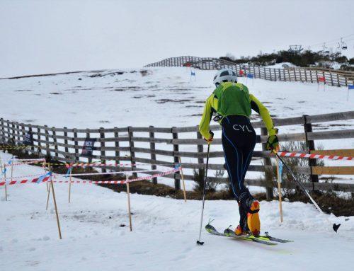 Manuel Merillas finaliza quinto en el Nacional de Esquí de Montaña