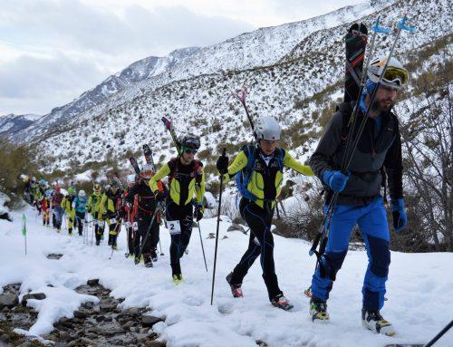 """Manuel Merillas conquista el """"Ski Montaña Palentina"""""""