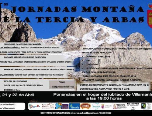 Villamanín acoge las I Jornadas de Montaña de La Tercia y Arbas