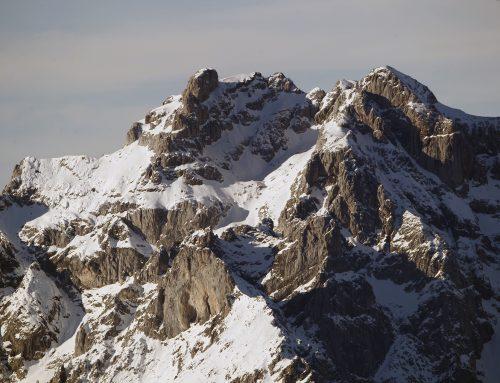 Riesgo de aludes notable en Picos de Europa, Alto Campoo y Guadarrama