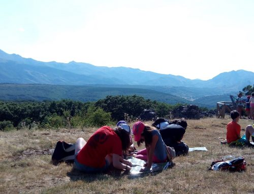 Campamento de Aventura en Cervera de Pisuerga