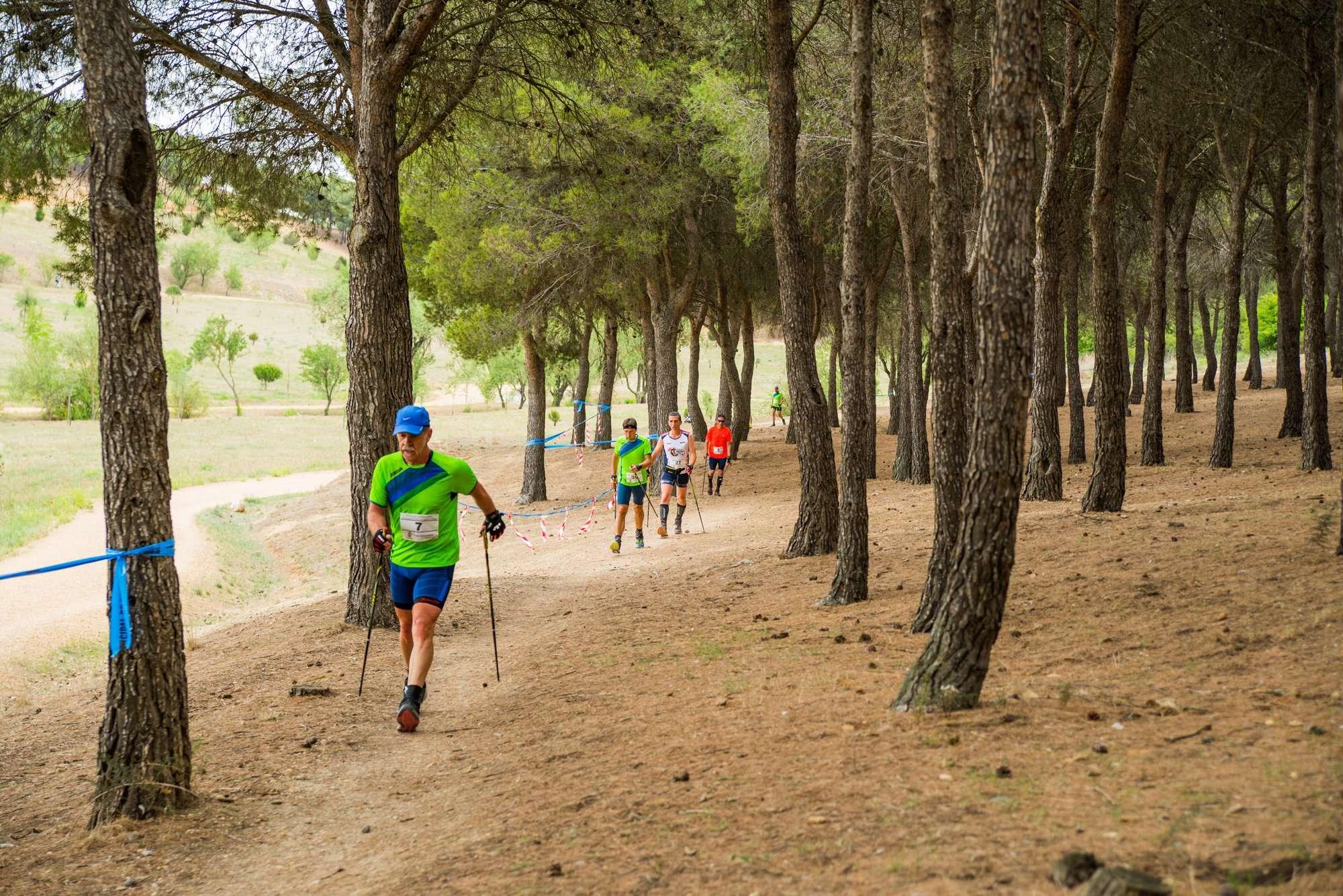 El Campeonato de España por Clubes de Nordic Walking llega a Valladolid