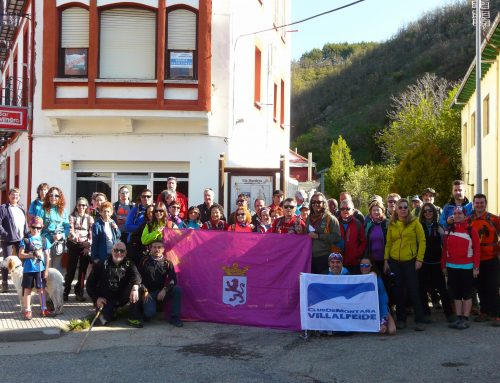 Matallana de Torío acoge el XXII Encuentro de Montañeros Leoneses