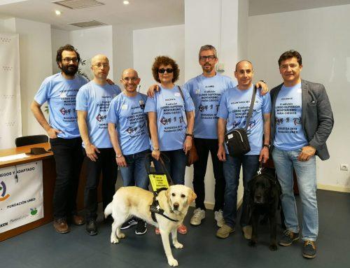 Objetivo Glittertind: una expedición de montañeros ciegos en Noruega