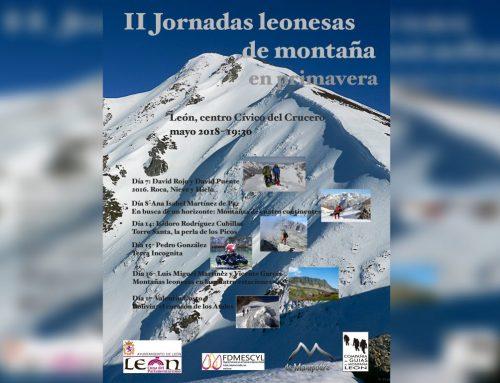Las Jornadas Leonesas de Montaña repiten con seis conferencias