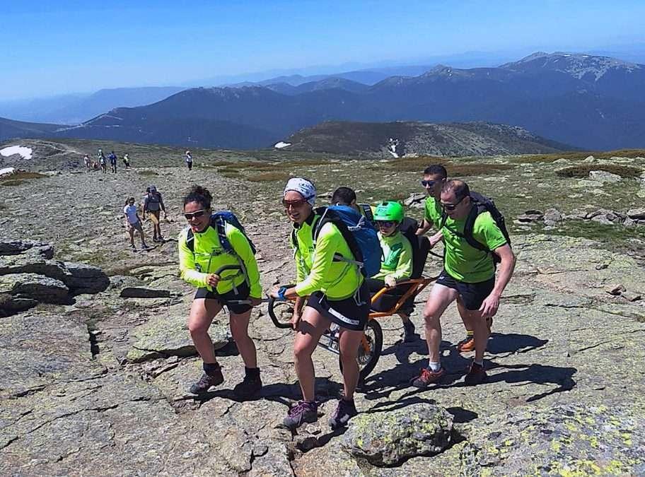 """El Pico Jario, tercer desafío del proyecto """"Cumbres para Todos"""""""
