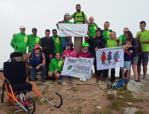 Las Lagunas de Neila clausuran el Proyecto Cumbres Para Todos