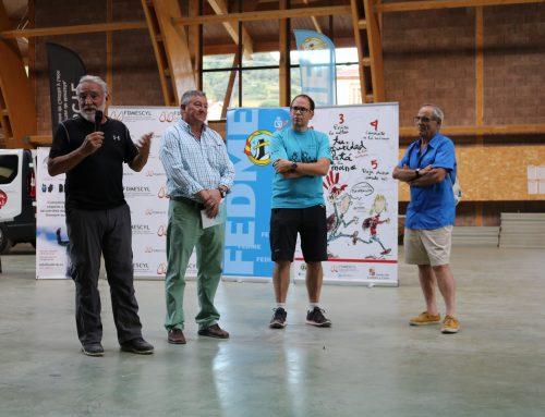 Campamento FEDME: Una semana de rutas por los Picos de Europa