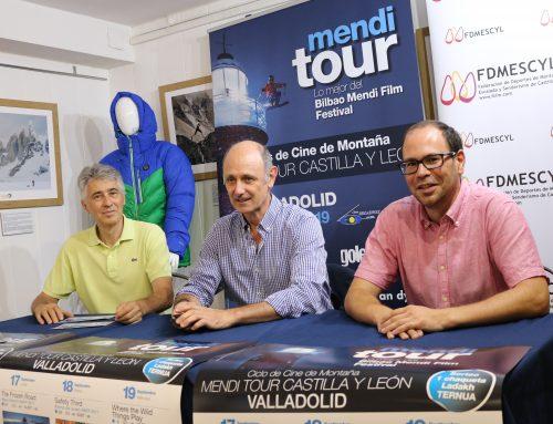 El mejor cine de montaña llega a Castilla y León de la mano del Mendi Tour