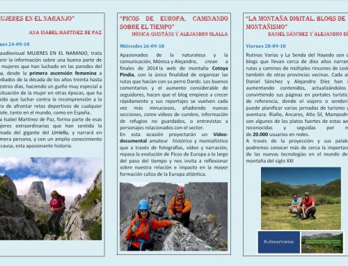 XXXVI Semana Leonesa de Montañismo