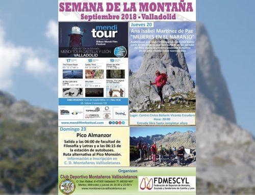Semana de la Montaña en Valladolid