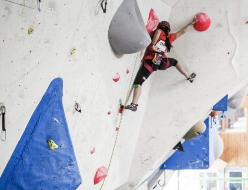 Pamplona acoge el Campeonato de España de Dificultad, Velocidad y Paraescalada