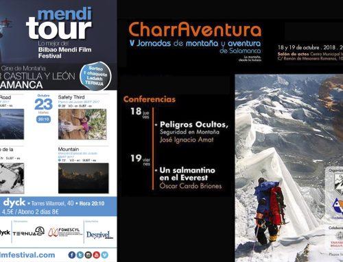 V Jornadas de Montaña y Aventura de Salamanca