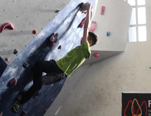 Valladolid busca a los mejores escaladores en bloque de Castilla y León