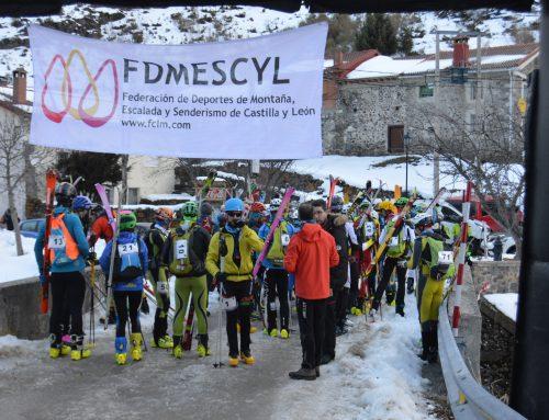 La Herradura y el Trofeo Montaña Palentina, sedes de los Campeonatos de Castilla y León de Skimo