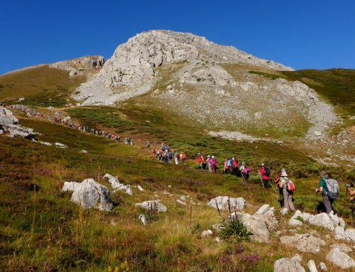 Los deportes de montaña baten récords en Castilla y León