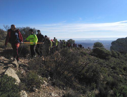 La Fdmescyl comparte su proyecto de montañismo inclusivo en Elda