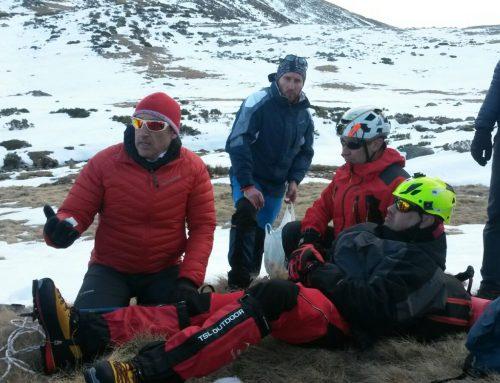 Pedro Partal, nuevo coordinador de Seguridad en Montaña para Sierra de Gredos