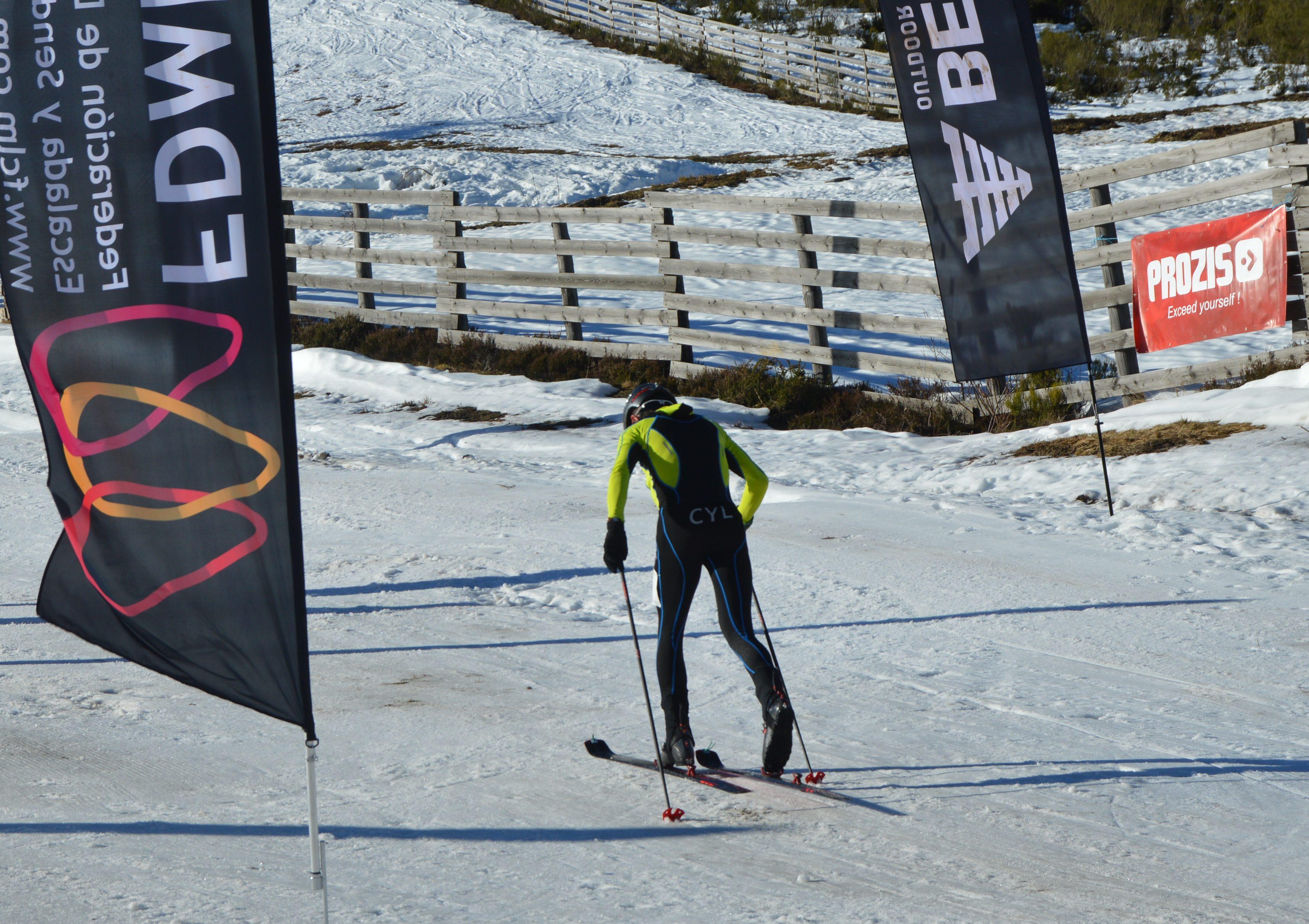 El Campeonato de Cronoescalada, reprogramado dentro del Ski Montaña Palentina