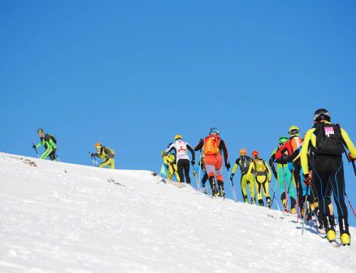 La Herradura de Campoo apuesta por el mejor esquí de montaña