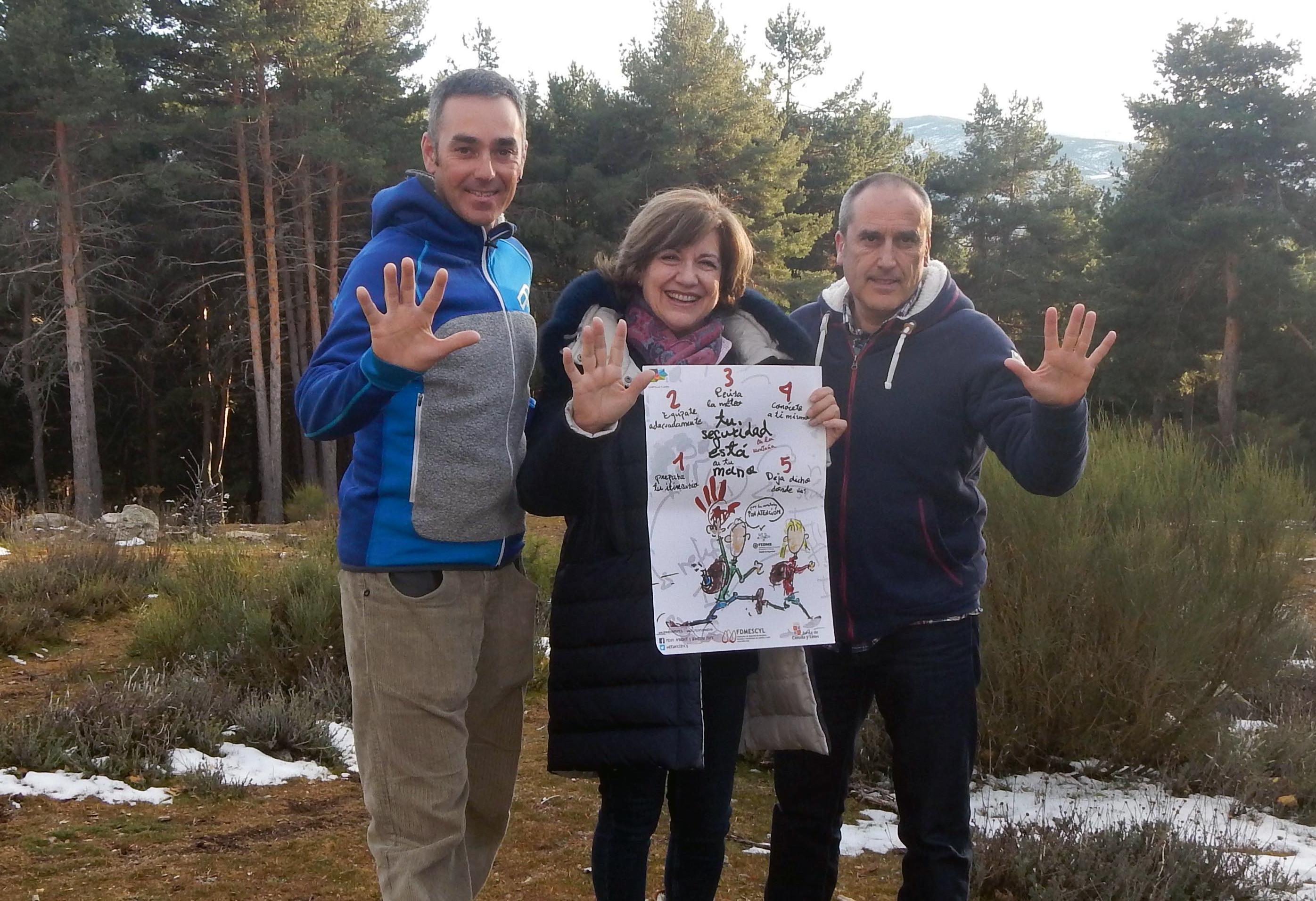 Gredos Siente: prevención y seguridad para reducir los accidentes de montaña