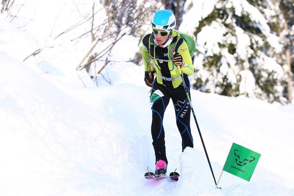 Javier Gurpegui conquista la Alpen Cup en categoría júnior