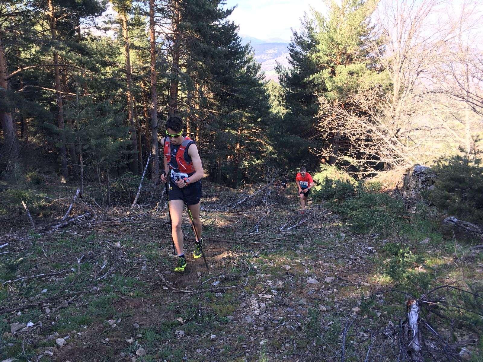 Los corredores por montaña del futuro se citan en San Ildefonso