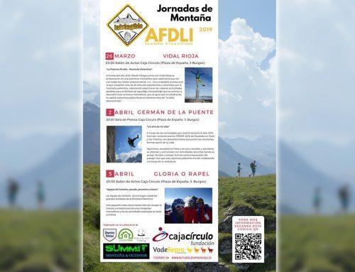 Jornadas de Montaña AFDLI 2019