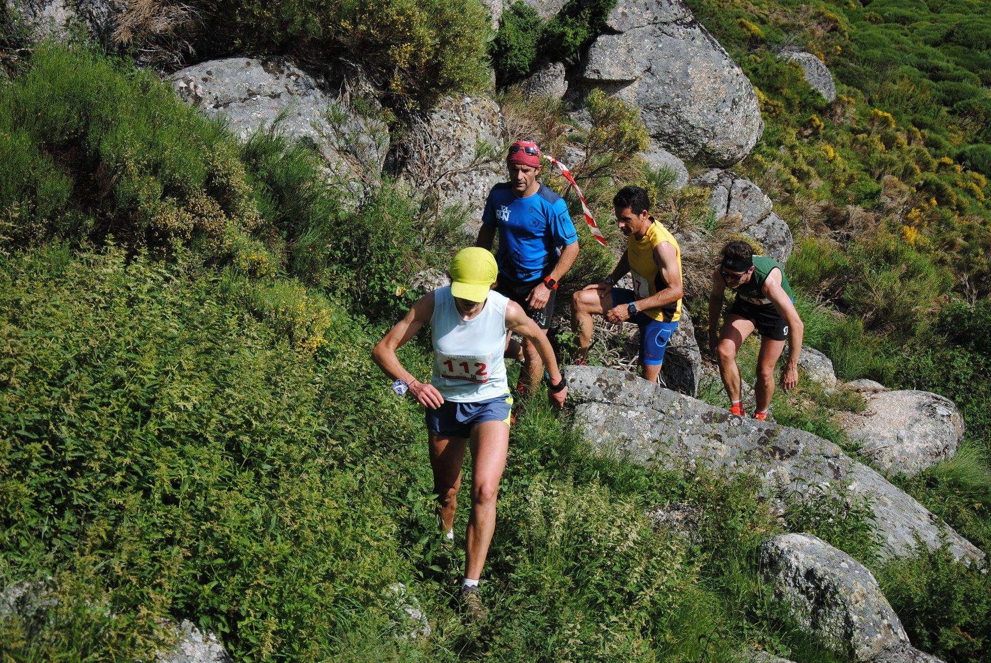 Equipos participantes en el Campeonato de Castilla y León por Clubes de Carreras por Montaña