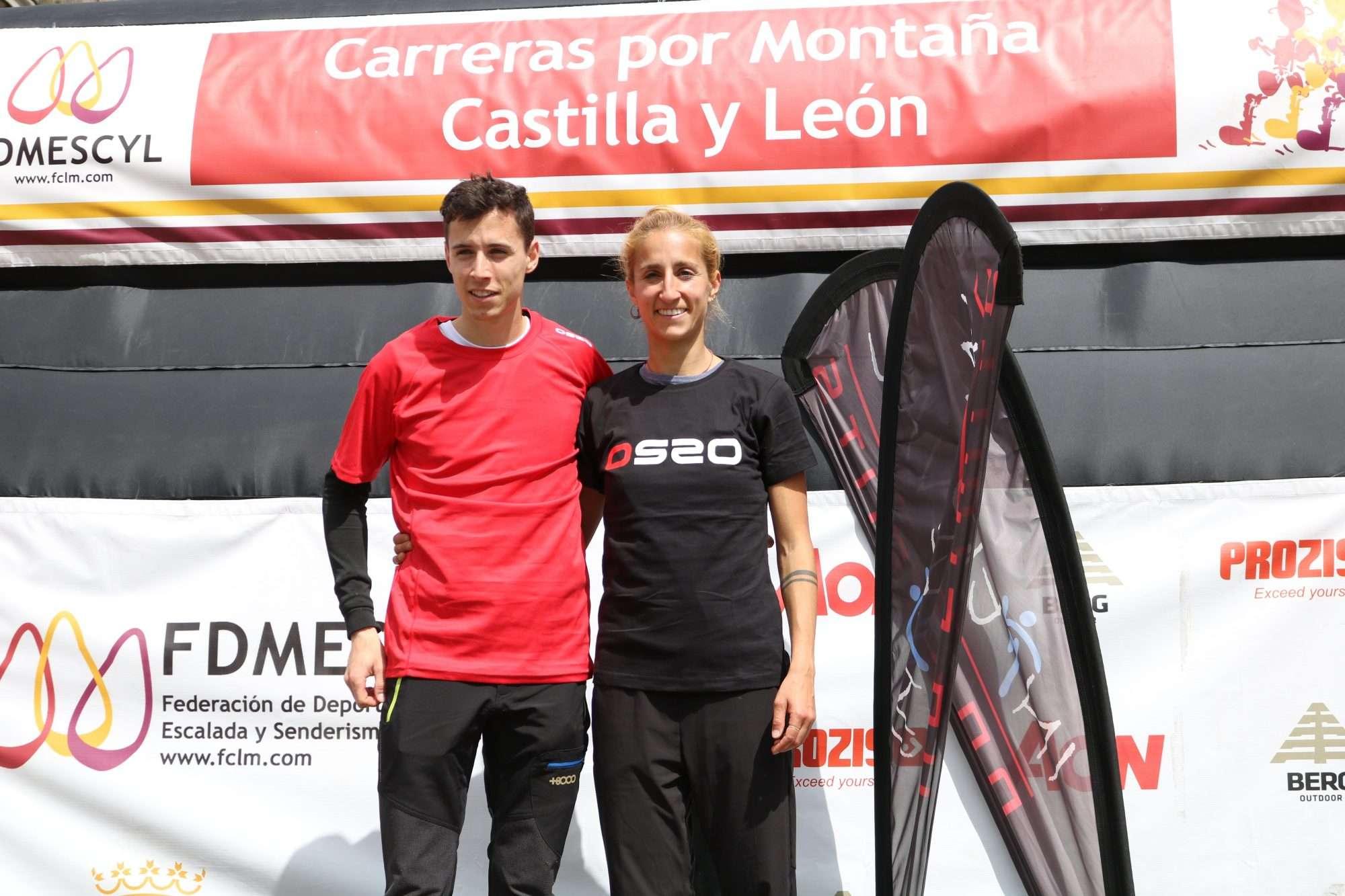 La Copa de Castilla y León de Carreras por Montaña llega a su tramo decisivo