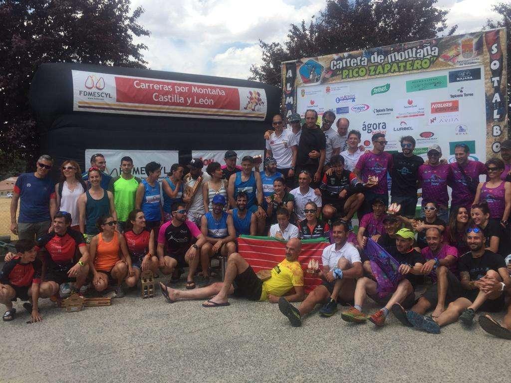La AM Zamorana, pleno de vitorias en el Autonómico por Clubes